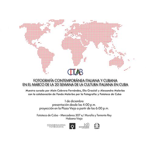 Gli artisti dell'Archivio FMF anche a Cuba