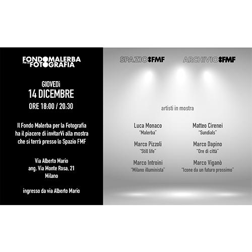 Lo SpazioFMF presenta l'ArchivioFMF